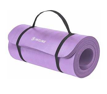 Incline Fit Exercise Mat